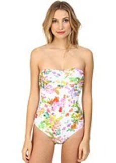 Shoshanna Twist One-Piece