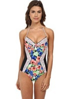 Shoshanna Underwire One-Piece