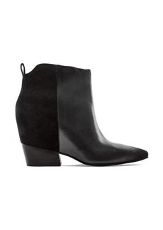 Sigerson Morrison Aerial Bootie in Black