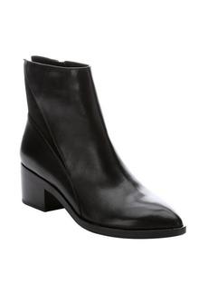 Sigerson Morrison black leather 'Scarlett' ankle boots
