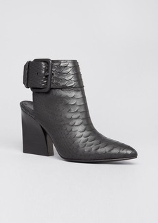 Sigerson Morrison Booties - Ice 2