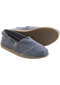 Skechers Bobs Chill Shoes - Canvas, Slip-Ons (For Women)