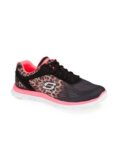 SKECHERS 'Flex Appeal - Serengeti' Walking Shoe (Women)