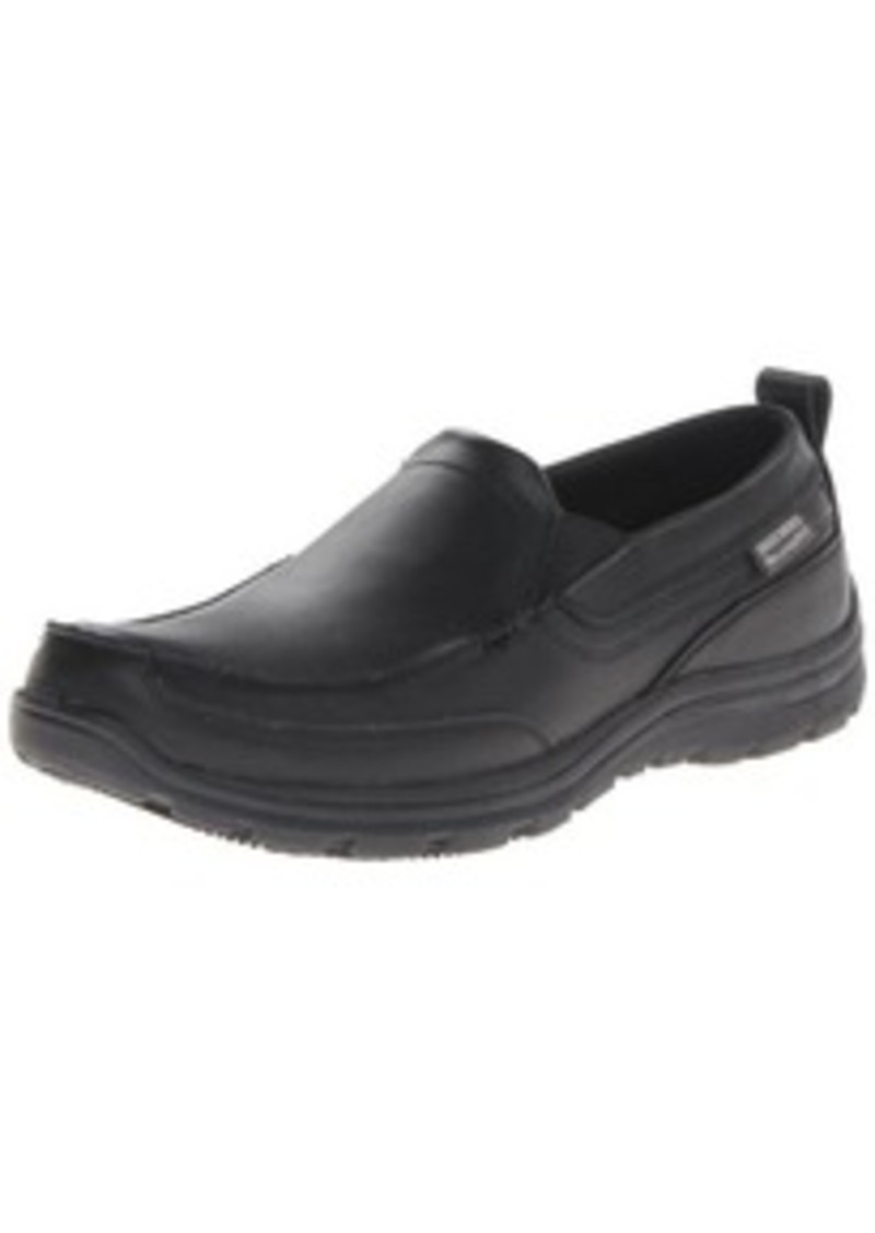 skechers skechers for work s 77005 hobbes relaxed fit