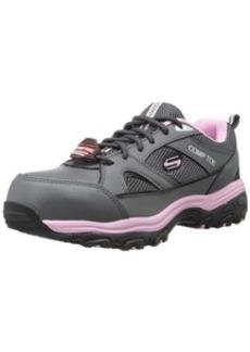 Skechers for Work Women's D'Lite SR Slip Resistant Work Shoe