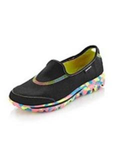 "Skechers® ""GOwalk™ - Wavelength"" Athletic Shoe - Black Multi"