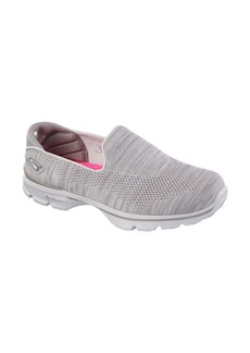 SKECHERS 'GOwalk 3 - FitKnit™' Slip-On Walking Shoe (Women)