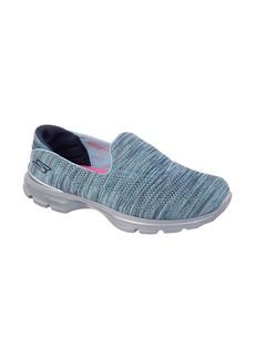 SKECHERS 'GOwalk 3 - FitKnit™' Slip-On Walking Shoe (Women)