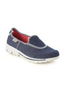 "Skechers® GOwalk™ ""Heritage"" Casual Shoes - Navy"