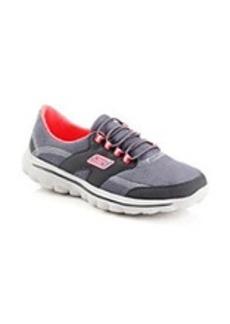 "Skechers® GOwalk™ ""Virtuosity"" Athletic Shoe - Grey"