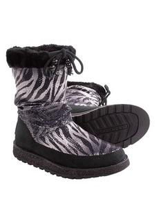 Skechers Keepsakes Zebra Crossing Boots (For Women)