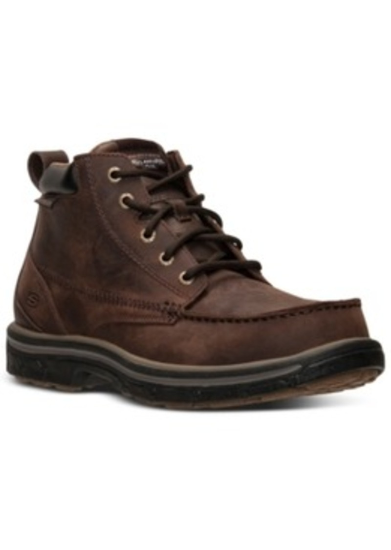 Skechers Mens Relaxed Fit Segment Barillo