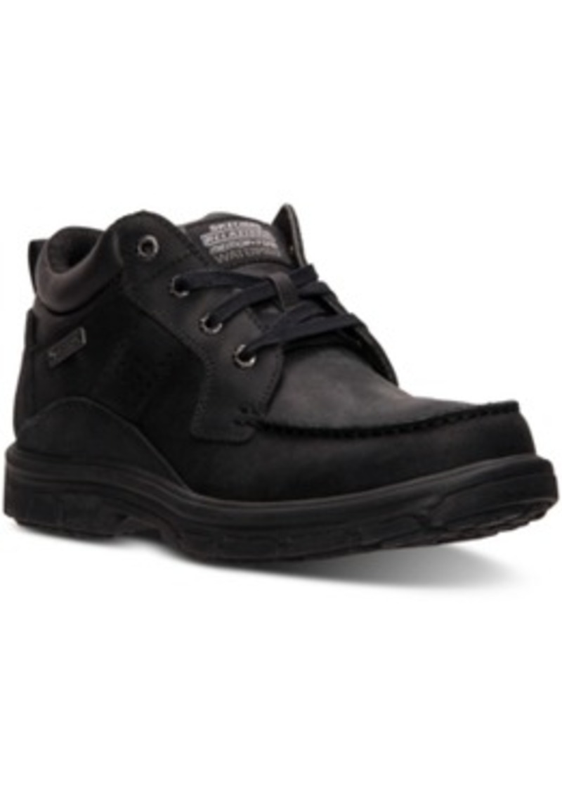 Skechers Skechers Men S Usa Segment Melego Chukka Boots