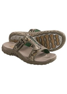 Skechers Reggae Real Deal Sandals - Canvas, Slip-Ons (For Women)