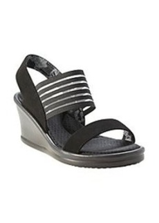 "Skechers® ""Rumblers"" Wedge Sandals"