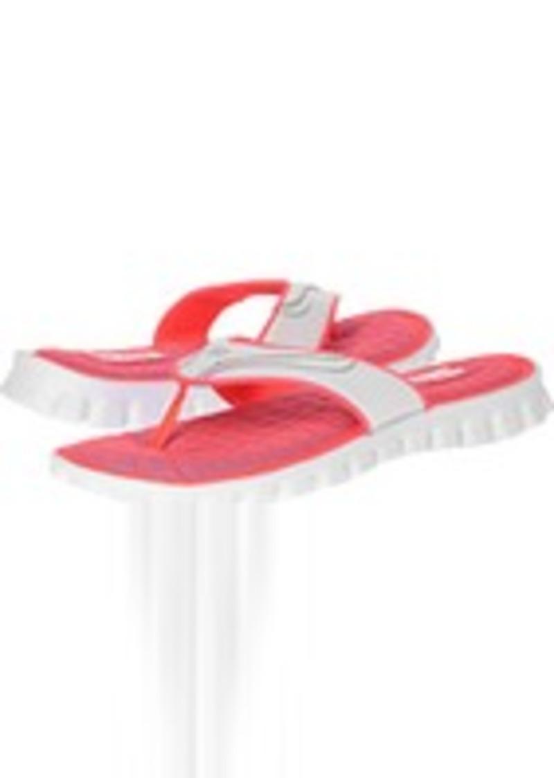 SKECHERS Sport Cooling Gel 1 Strap Thong Sandal
