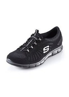 "Skechers® Sport ""In Motion"" Bungee Shoe - Black *"