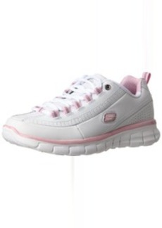 Skechers Synergy Elite Status Womens Athletic Walking Sneakers