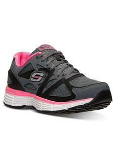Skechers Women's Agility - Free Time Training Sneakers from Finish Line