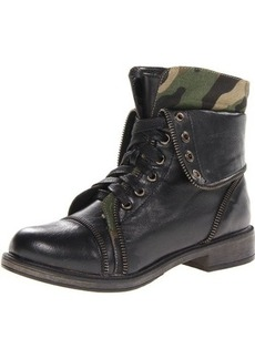 Skechers Women's Awol-Cute Combat Boot
