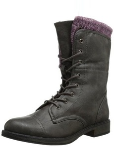 Skechers Women's Awol-kilted Combat Boot