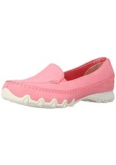 Skechers Women's Bikers-Cross Walk Slip-On Loafer
