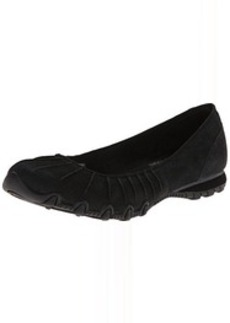 Skechers Women's Bikers Ruched Flat