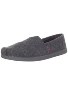 Skechers Women's Bobs World-Around The Word Closed-Toe Flat