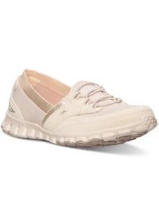 Skechers Women's Ez Flex - Flicker Slip-On Casual Sneakers from Finish Line