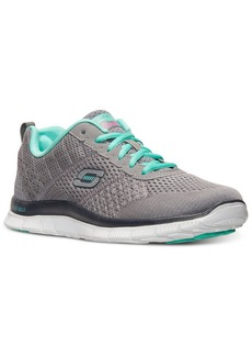 Skechers Women's Flex Appeal - Obvious Choice Running Sneakers from Finish Line