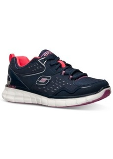 Skechers Women's Front Row Memory Foam Running Sneakers from Finish Line
