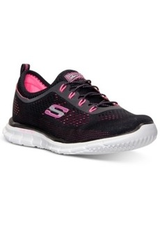 Skechers Women's Glider Bungee Running Sneakers from Finish Line