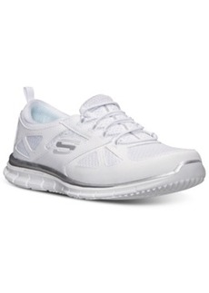 Skechers Women's Glider Lynx Memory Foam Casual Sneakers from Finish Line
