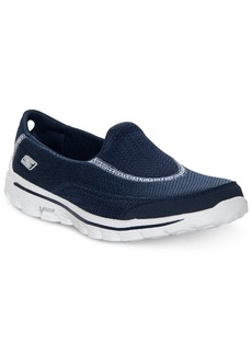Skechers Women's Go Walk 2 Walking Sneakers from Finish Line
