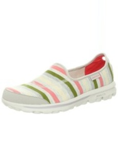 Skechers Women's Go Walk Stripy Flat