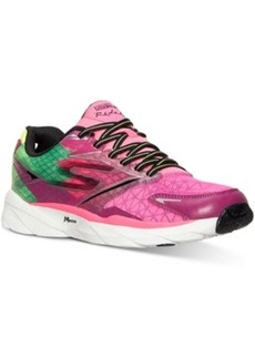 Skechers Women's GOrun Ride 4 Running Sneakers from Finish Line