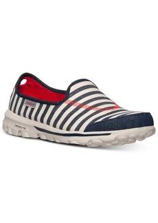 Skechers Women's GOwalk - Americana Walking Sneakers from Finish Line