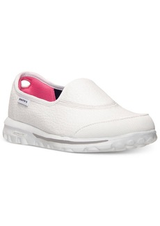 Skechers Women's GOwalk - Aspire Memory Foam Walking Sneakers from Finish Line