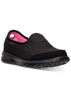 Skechers Women's GOwalk - Coziness Slip-On Casual Sneakers from Finish Line