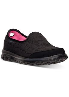 Skechers Women's GOwalk - Coziness Slip-On Casual Sneakers from Finish Line