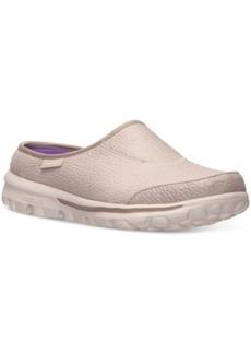 Skechers Women's GOwalk - Free Slip-On Walking Sneakers from Finish Line