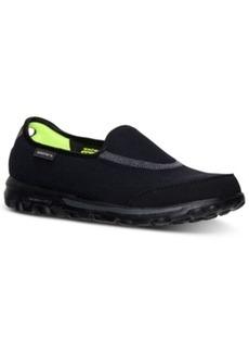 Skechers Women's GOwalk - Impress Memory Foam Walking Sneakers from Finish Line