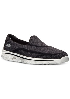 Skechers Women's GOwalk 2 - Super Sock Walking Sneakers from Finish Line