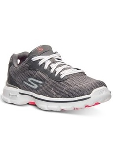 Skechers Women's GOwalk 3 - FitKnit Walking Sneakers from Finish Line