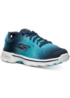 Skechers Women's GOwalk 3 Pulse Walking Sneakers from Finish Line