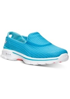 Skechers Women's GOwalk 3 Sneakers from Finish Line