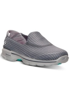 Skechers Women's GOwalk 3 Walking Sneakers from Finish Line