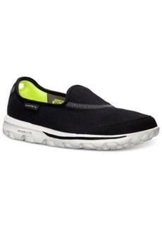 Skechers Women's GOwalk Impress Memory Foam Walking Sneakers from Finish Line