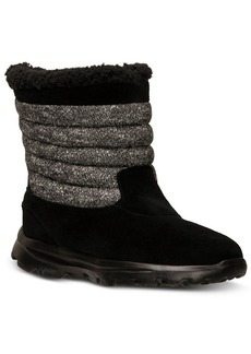 Skechers Women's GOwalk Move - Afterglow Slip-On Boots from Finish Line