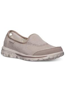 Skechers Women's GOwalk Rival Walking Sneakers from Finish Line